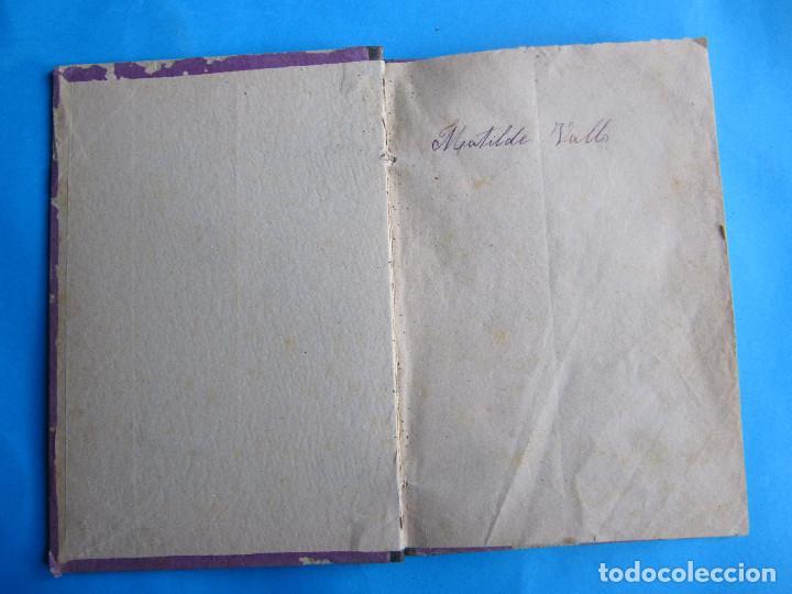 Libros antiguos: NOCIONES DE GEOGRAFÍA. JOSÉ HOMS PBRO. VICH, IMPRENTA Y LIBRERÍA DE RAMON ANGLADA, 1891. - Foto 2 - 140398166