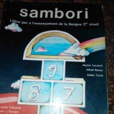 Libros antiguos: LIBRO SAMBORI. Lote 140420949