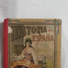 Libros antiguos: HISTORIA DE ESPAÑA, EDITORIAL CALLEJA AÑO 1915. Lote 142086018