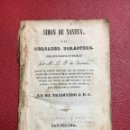 Libros antiguos: SIMON DE NANTUA O EL MERCADER FORASTERO 1844. Lote 143434954