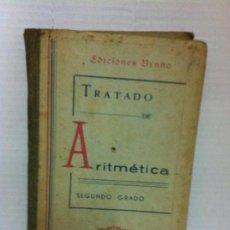 Libros antiguos: TRATADO DE ARITMÉTICA - 1949. Lote 143604286