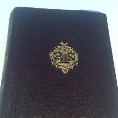 Libros antiguos: OBRAS POÉTICAS COMPLETAS DE ESPRONCEDA 1936. Lote 144218322