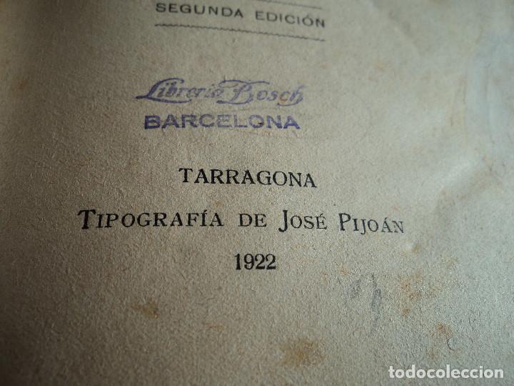 Libros antiguos: VERGES Y SOLER : COMPENDIO DE GRAMÁTICA CASTELLANA 1922 2ª ED - Foto 2 - 144536870