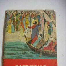 Livros antigos: CATECISMO SEGUNDO GRADO TEXTO NACIONAL AÑO 1965 (#). Lote 146782682