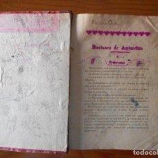 Libros antiguos: ENCICLOPEDIA DE ESCUELA DE FINALES AÑOS 20. Lote 146791086