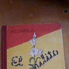 Libros antiguos: EL PARVULITO AÑO 1955, 3° EDICIÓN. Lote 147155242