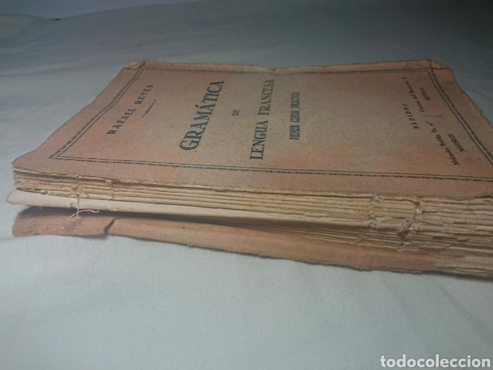 Libros antiguos: Gramática Suscinta de Lengua Francesa, 1928, por Rafael Reyes - Foto 3 - 147621242