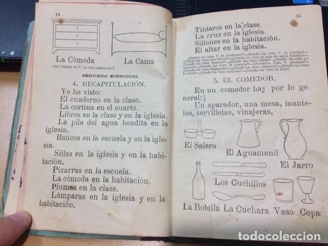 Libros antiguos: LA GIMNASTICA DEL ESPIRITU ( METODO MATERNAL) AÑO 1893 - Foto 2 - 147628130