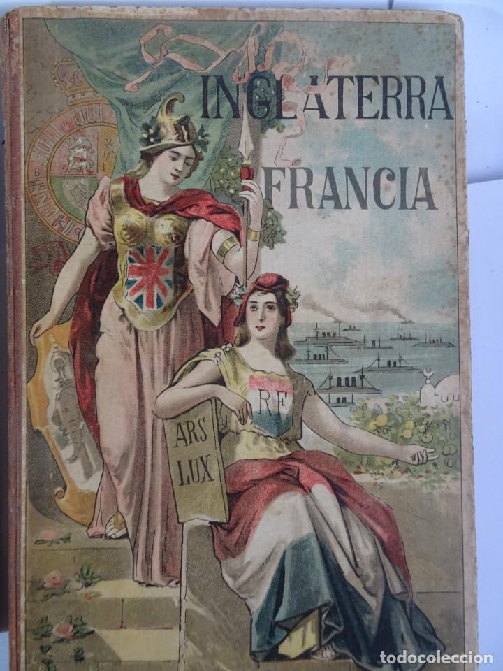 Libros antiguos: LOTE DE 9 ANTIGUOS LIBROS ESCOLARES VARIADOS, VER FOTOS - Foto 11 - 151380280