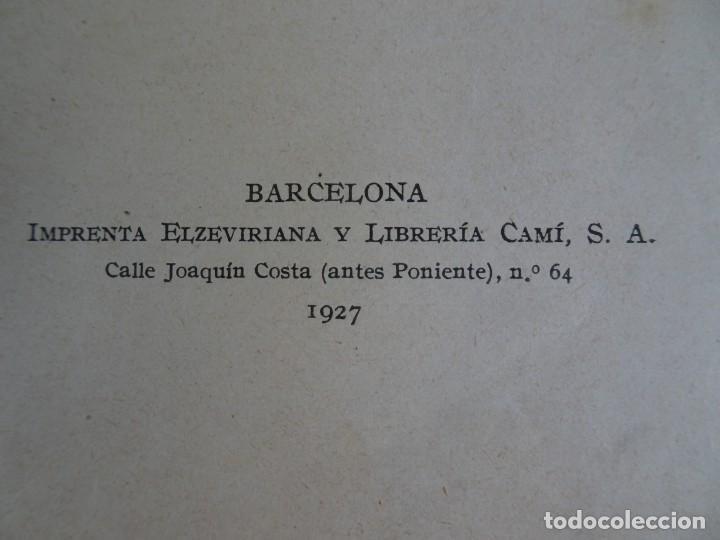Libros antiguos: LOTE DE 9 ANTIGUOS LIBROS ESCOLARES VARIADOS, VER FOTOS - Foto 13 - 151380280