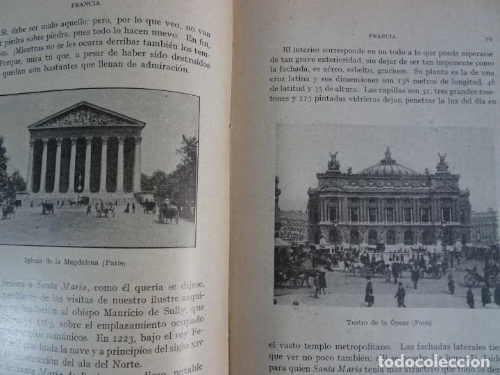 Libros antiguos: LOTE DE 9 ANTIGUOS LIBROS ESCOLARES VARIADOS, VER FOTOS - Foto 14 - 151380280