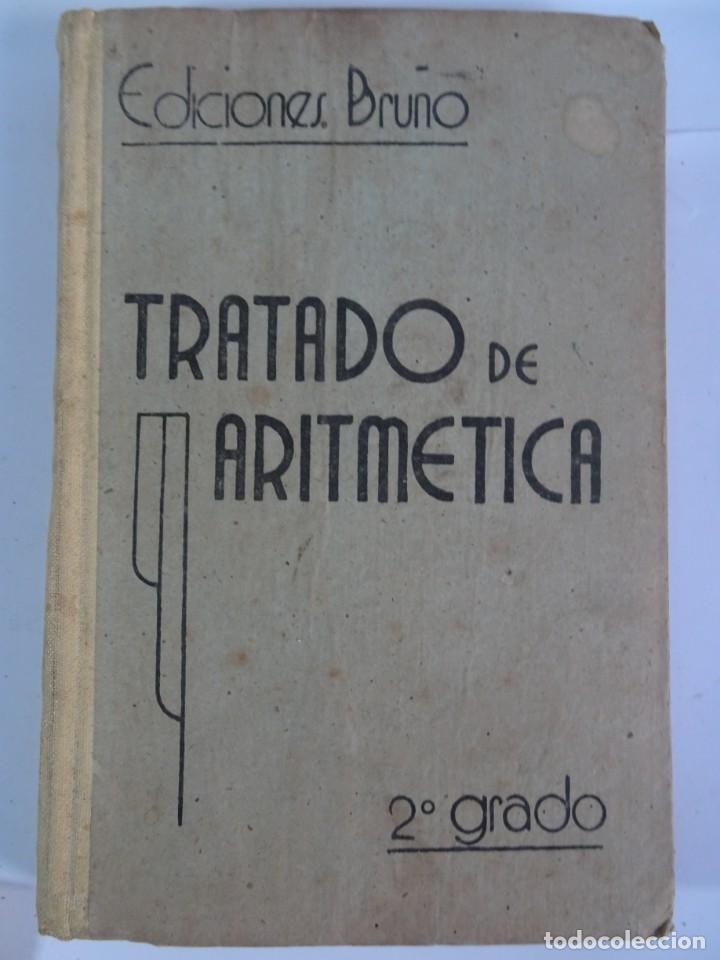 Libros antiguos: LOTE DE 9 ANTIGUOS LIBROS ESCOLARES VARIADOS, VER FOTOS - Foto 17 - 151380280