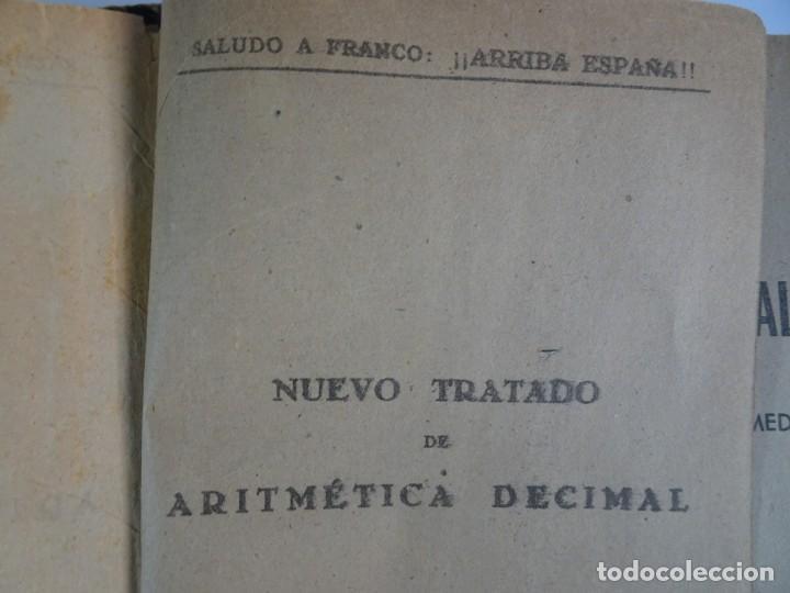 Libros antiguos: LOTE DE 9 ANTIGUOS LIBROS ESCOLARES VARIADOS, VER FOTOS - Foto 25 - 151380280