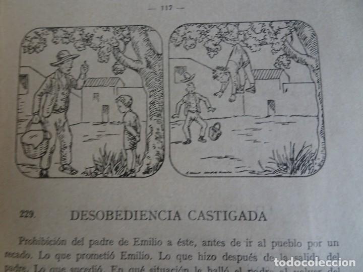 Libros antiguos: LOTE DE 9 ANTIGUOS LIBROS ESCOLARES VARIADOS, VER FOTOS - Foto 32 - 151380280