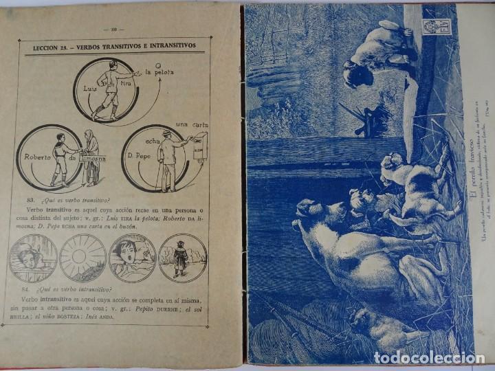 Libros antiguos: LOTE DE 9 ANTIGUOS LIBROS ESCOLARES VARIADOS, VER FOTOS - Foto 33 - 151380280