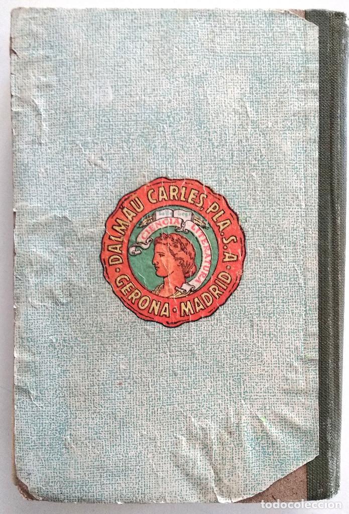 Libros antiguos: EUROPA, SEGUNDO MANUSCRITO - JOSÉ DALMAU - EDITORIAL DALMAU - Foto 3 - 148252754