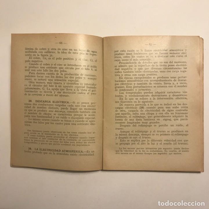 Libros antiguos: Ciencias cosmológicas. Curso segundo. 1939 - Foto 3 - 148460762