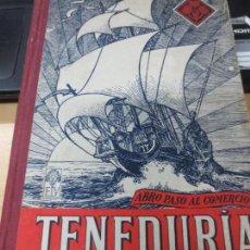 Libros antiguos: TENEDURIA DE LIBROS POR PARTIDA DOBLE SEGUNDO GRADO EDELVIVES EDIT LUIS VIVES. Lote 150364978