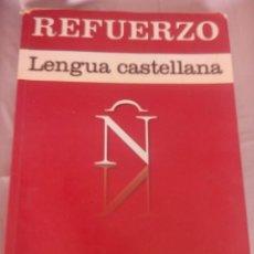 Libros antiguos: LIBRO REFUERZO LENGUA CASTELLANA 1ºESO OXFORD EDUCACIÓN. Lote 252560835