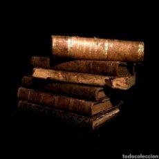 Libros antiguos: METRO LINEAL DE LIBROS ANTIGUOS - MERCANTIC. Lote 152208134
