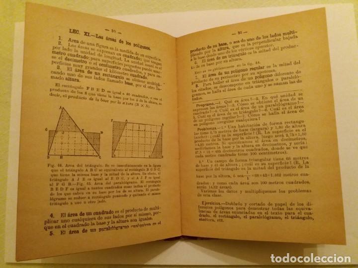 Libros antiguos: GEOMETRÍA CON APLICACIÓN AL DIBUJO Y AGRIMENSURA. VICTORIANO F. ASCARZA. - Foto 4 - 152575042