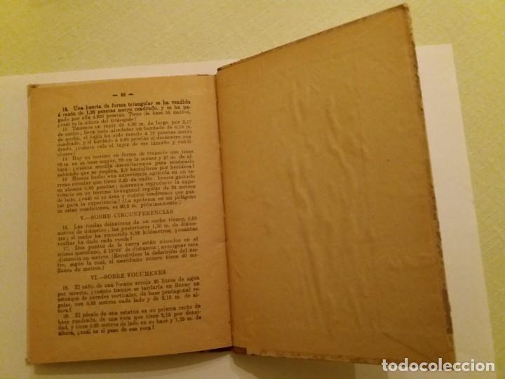 Libros antiguos: GEOMETRÍA CON APLICACIÓN AL DIBUJO Y AGRIMENSURA. VICTORIANO F. ASCARZA. - Foto 5 - 152575042
