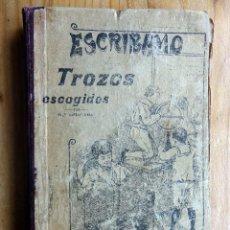 Libros antiguos: TROZOS. MÉTODO DE LECTURA EN PROSA Y VERSO DE 1904. Lote 152932934