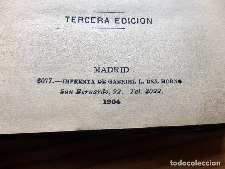 Libros antiguos: Trozos. Método de lectura en prosa y verso de 1904 - Foto 4 - 152932934