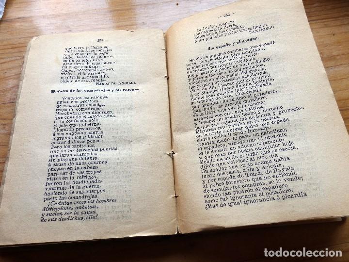 Libros antiguos: Trozos. Método de lectura en prosa y verso de 1904 - Foto 2 - 152932934
