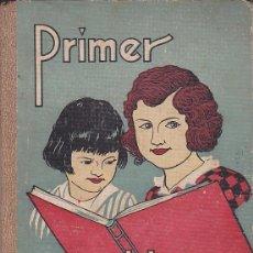Libros antiguos: LIBRO ESCUELA PRIMER LIBRO DALMAU CARLES PLA . Lote 153216682