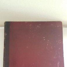 Libros antiguos: INFORMACIÓN TELEGRÁFICA DEL CENTRO ALGODONERO 1921/1922. Lote 155209362