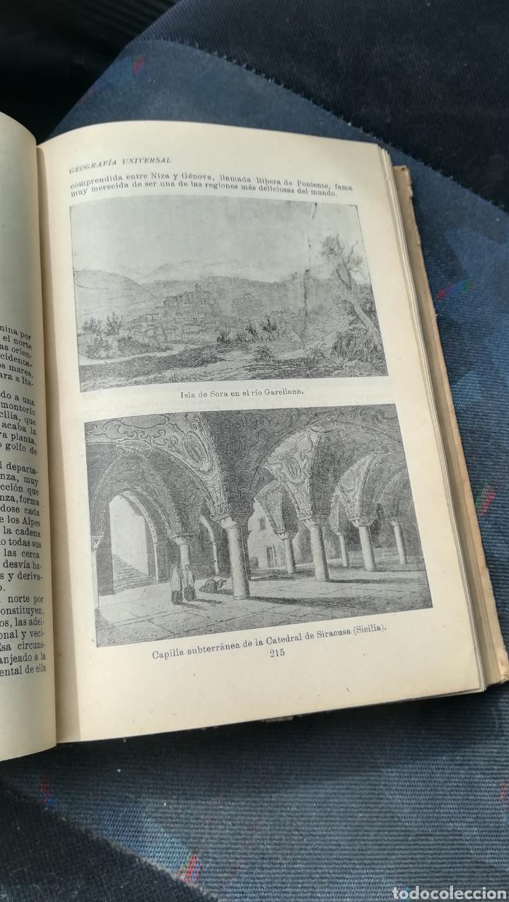 Libros antiguos: Geografía Universal, de Saturnino Calleja - Foto 4 - 158677752