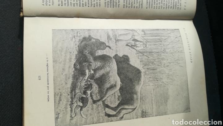 Libros antiguos: Robinson Suizo, de Saturnino Calleja - Foto 6 - 158679106