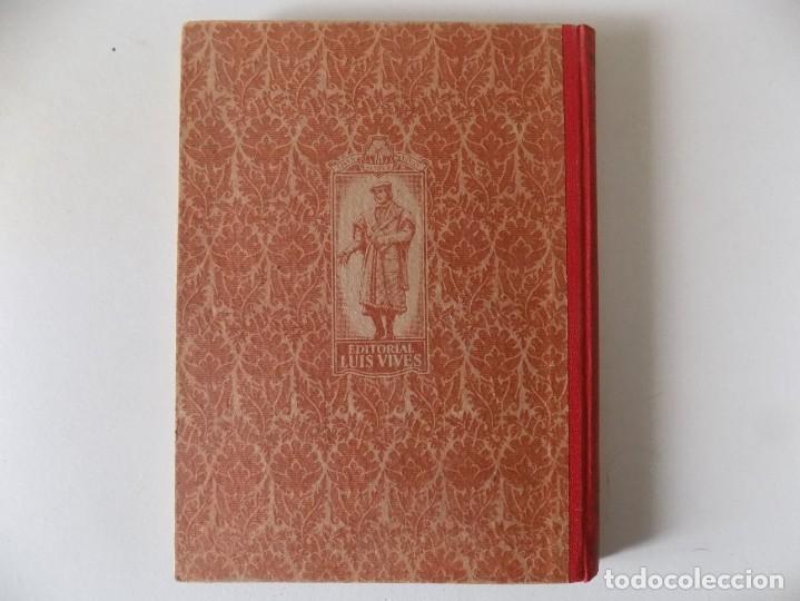 Libros antiguos: LIBRERIA GHOTICA. MEDODO DE INGLÉS. SEGUNDO GRADO. EDITORIAL LUIS VIVES.1958.MUY ILUSTRADO. - Foto 4 - 158866250