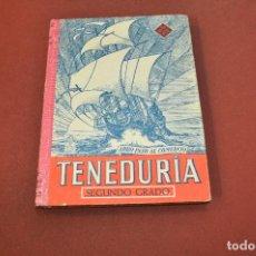 Libros antiguos: ABRO PASO AL COMERCIO TENEDURIA , SEGUNDO GRADO - ED. LUIS VIVES - ATXB. Lote 159332994