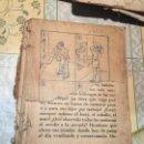 Libros antiguos: ANTIGUO LIBRIO ESCOLAR AÑOS 20-30. Lote 159589626