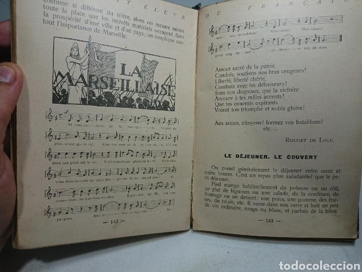 Libros antiguos: Le Petit Eleve de Français, Rodrigues Lapa - Foto 5 - 159807666