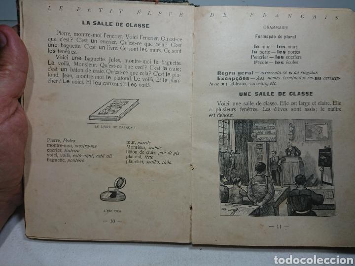 Libros antiguos: Le Petit Eleve de Français, Rodrigues Lapa - Foto 6 - 159807666