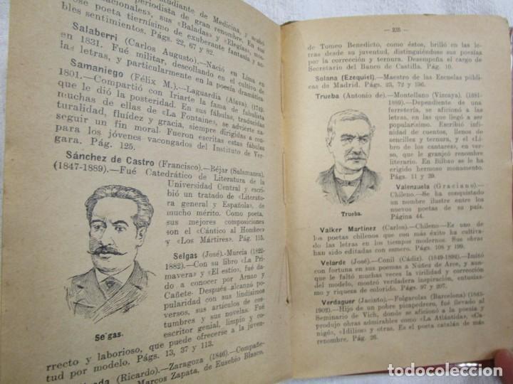 Libros antiguos: RECITACIONES ESCOLARES - EZEQUIEL SOLANA - MAGISTERIO ESPAÑOL S/F+ INFO Y FOTOS 1s - Foto 5 - 160645614