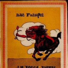 Libros antiguos: JOSEP Mª FOLCH I TORRES : PER LES TERRES ROGES (BAGUÑÁ, 1935) ILUSTRADO X LLAVERIAS. Lote 161274450