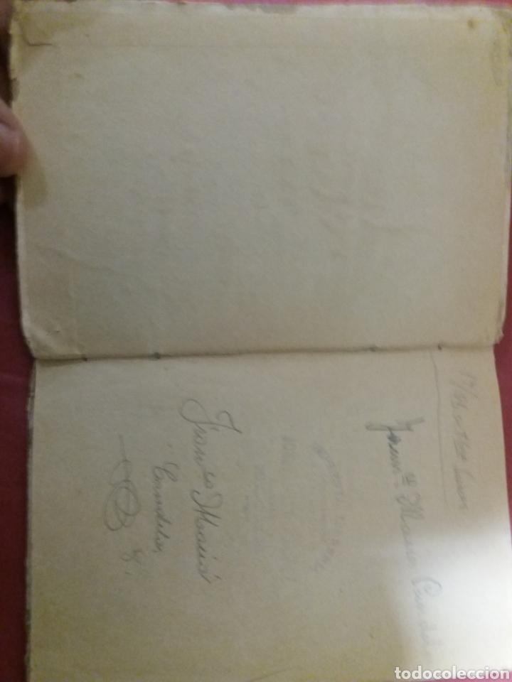 Libros antiguos: Escritura y lenguaje de España, Estaban Paluzie - Foto 3 - 161608724