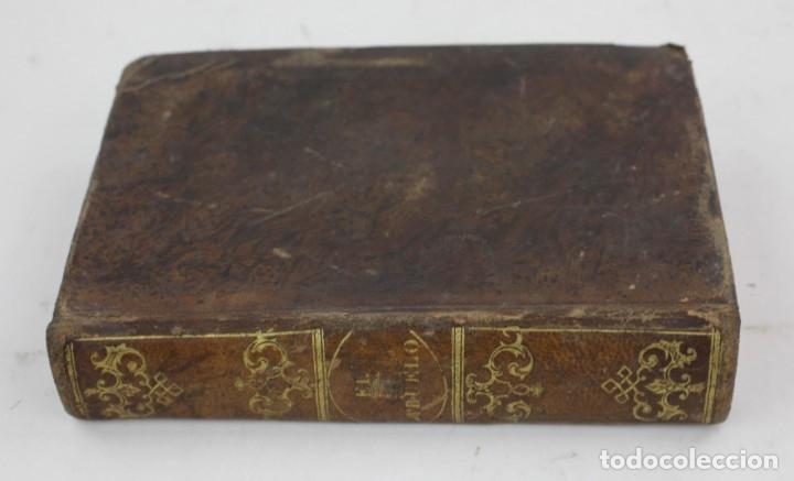 Libros antiguos: El abuelo, texto en las escuelas de enseñanza primaria, Luis Bordas, 1843, Barcelona. 15x10,5cm - Foto 2 - 161647530