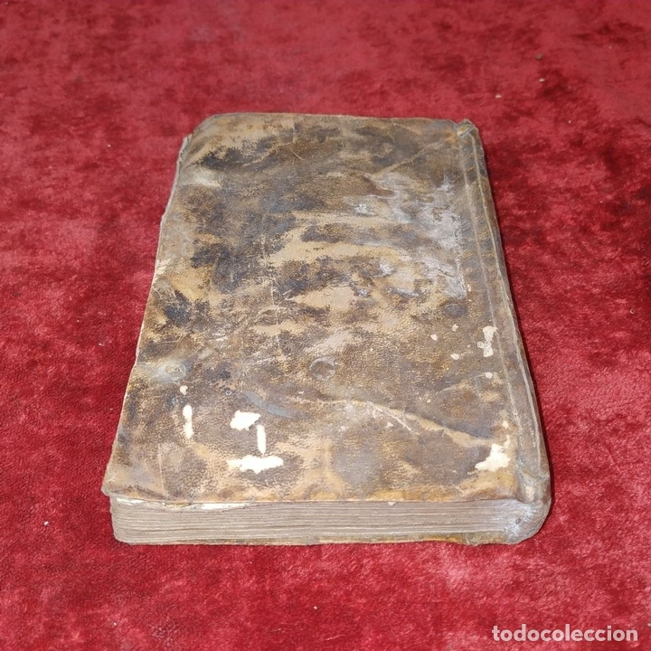 Libros antiguos: NUEVO ESTILO Y FORMULARIO DE ESCRIVIR CARTAS. IMP. RAFAEL FIGUERÓ. BARCELONA. 1756(?) - Foto 2 - 161650814