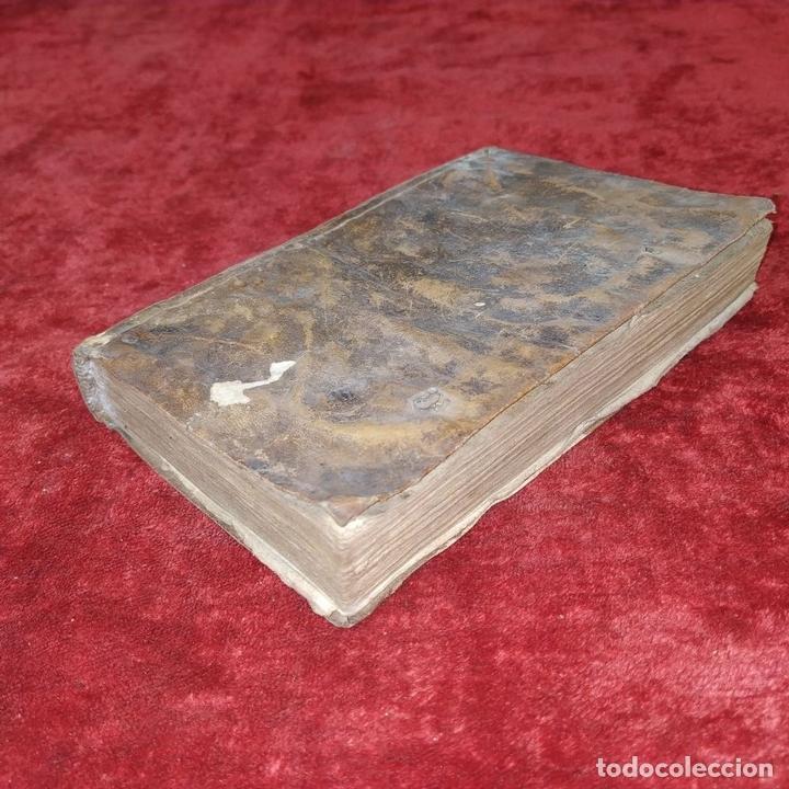 Libros antiguos: NUEVO ESTILO Y FORMULARIO DE ESCRIVIR CARTAS. IMP. RAFAEL FIGUERÓ. BARCELONA. 1756(?) - Foto 3 - 161650814