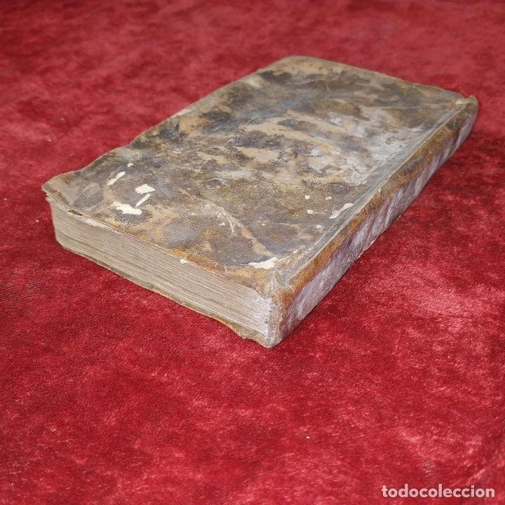 Libros antiguos: NUEVO ESTILO Y FORMULARIO DE ESCRIVIR CARTAS. IMP. RAFAEL FIGUERÓ. BARCELONA. 1756(?) - Foto 4 - 161650814