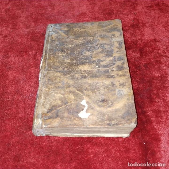 Libros antiguos: NUEVO ESTILO Y FORMULARIO DE ESCRIVIR CARTAS. IMP. RAFAEL FIGUERÓ. BARCELONA. 1756(?) - Foto 5 - 161650814