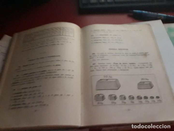 Libros antiguos: Martemáticas Primer Curso Editorial Luis Vives 1954*** - Foto 2 - 161911194