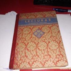 Libros antiguos: LECTURAS SEGUNDO GRADO EDITORIAL LUIS VIVES 1939***. Lote 161920378