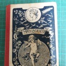 Libros antiguos: MANUSCRITO PARA NIÑOS Y NIÑAS POR JOSÉ FRANCÉS.. Lote 162129834