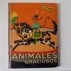 Libros antiguos: LIBRERIA GHOTICA. MARAGALL. ANIMALES GRACIOSOS. LOS ANIMALES Y SUS COSTUMBRES.1957.DALMAU CARLES.. Lote 162952534